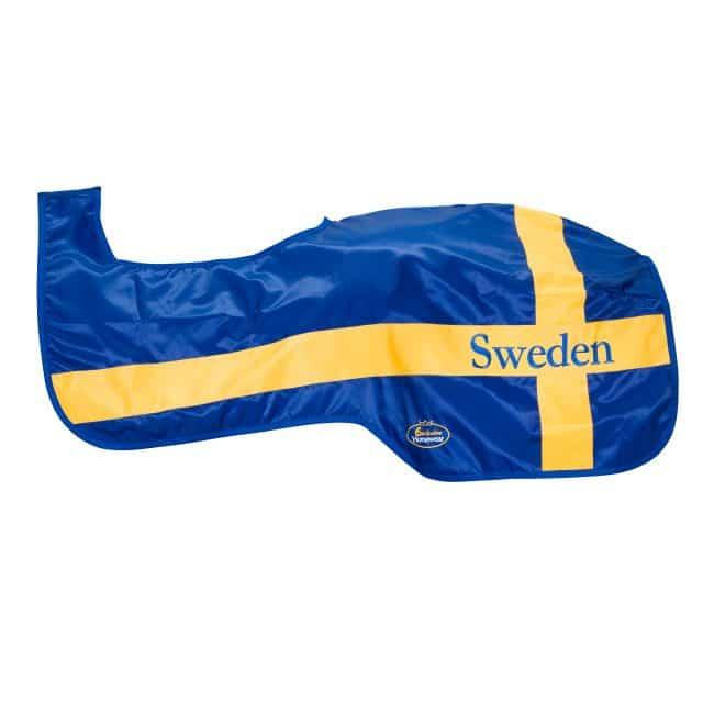 Ridtäcke-Sweden-Flagga-vä