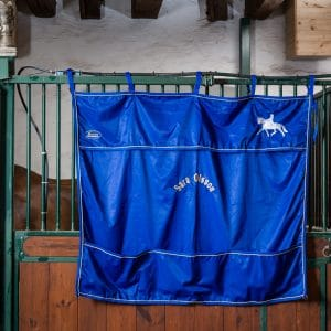 Exculsive Horseware på Björnöslott med boxgardin SELECT