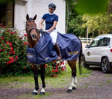 Exclusive Horseware på Björnöslott med Baltic Cup