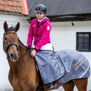 Exclusive Horseware på Björnöslott med ridtäcke Ivalo