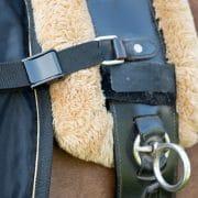 Körtäcke ERMELO Exclusive Horsewear fäste