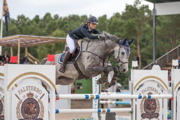 Teamryttare Malin Johansson - Exclusive Horsewear 1