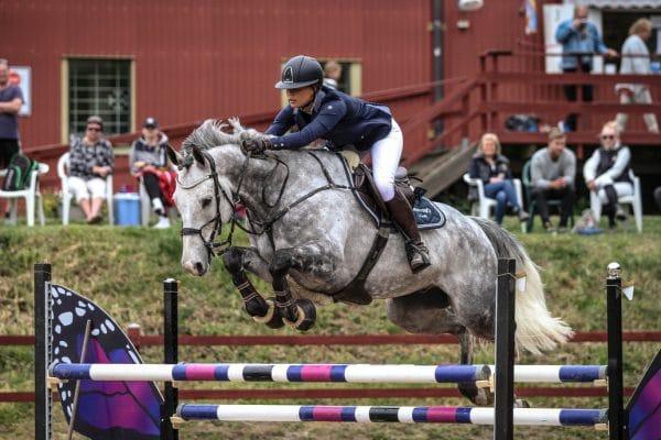 Teamryttare Malin Johansson - Exclusive Horsewear
